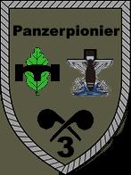 MgS -  3. Panzerpionierkompanie