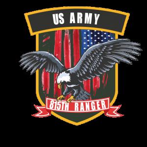 815th. Ranger Battalion