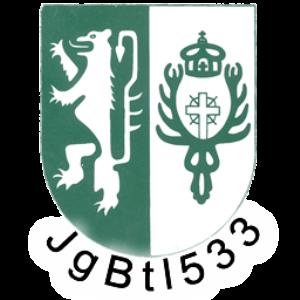 Jägerbataillon 533